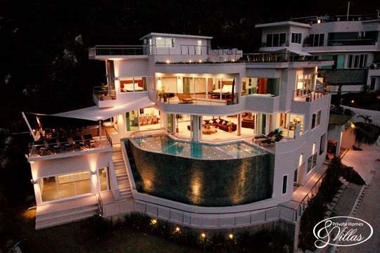 The Villa for The Reality TV Show being done on Me and my Team!