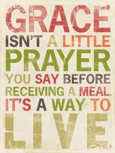 Living With Grace