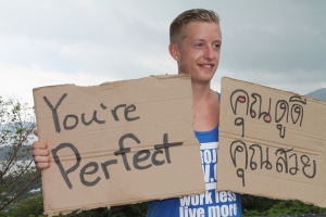 You're Perfect :)