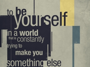 to_be_yourself